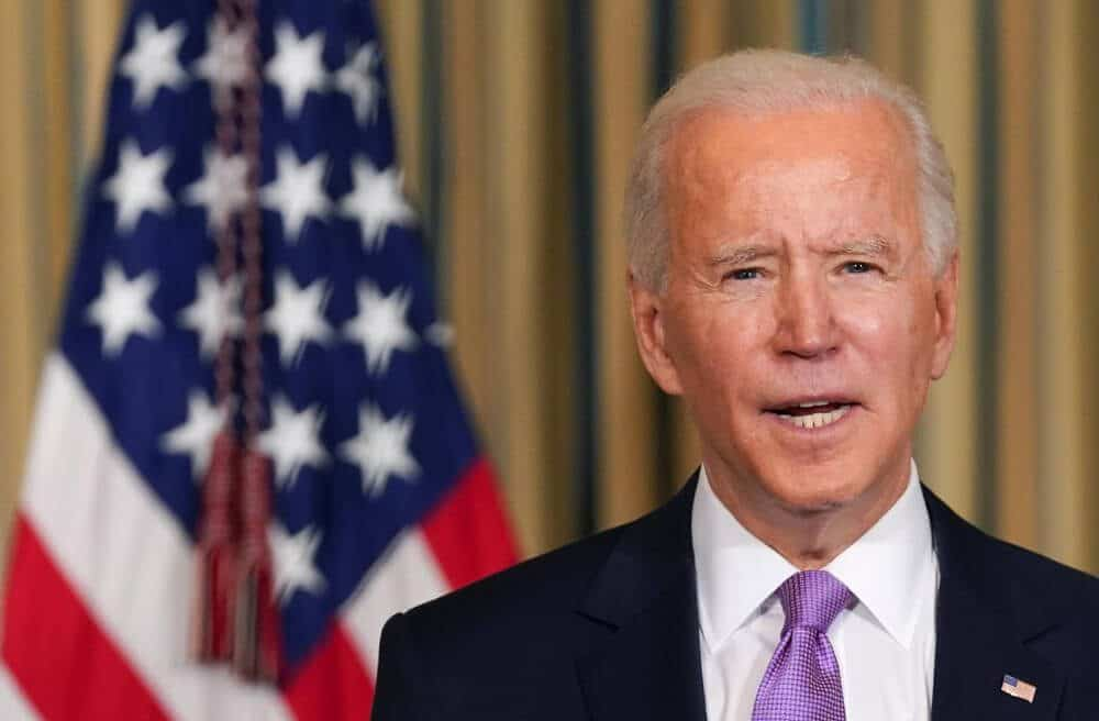 US President Joe Biden unveils the proposal of 1.8 trillion from a wealth tax
