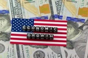 US Strong Q1 GDP Data awaits