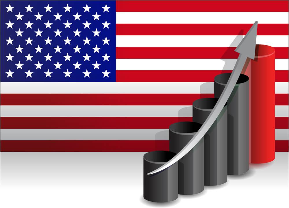 US economy Improving