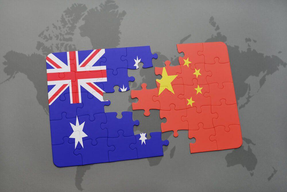 Australia China relationship