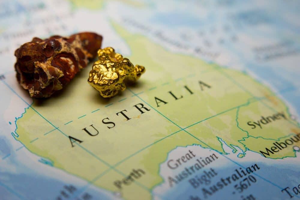 Australia Iron ore and Copper