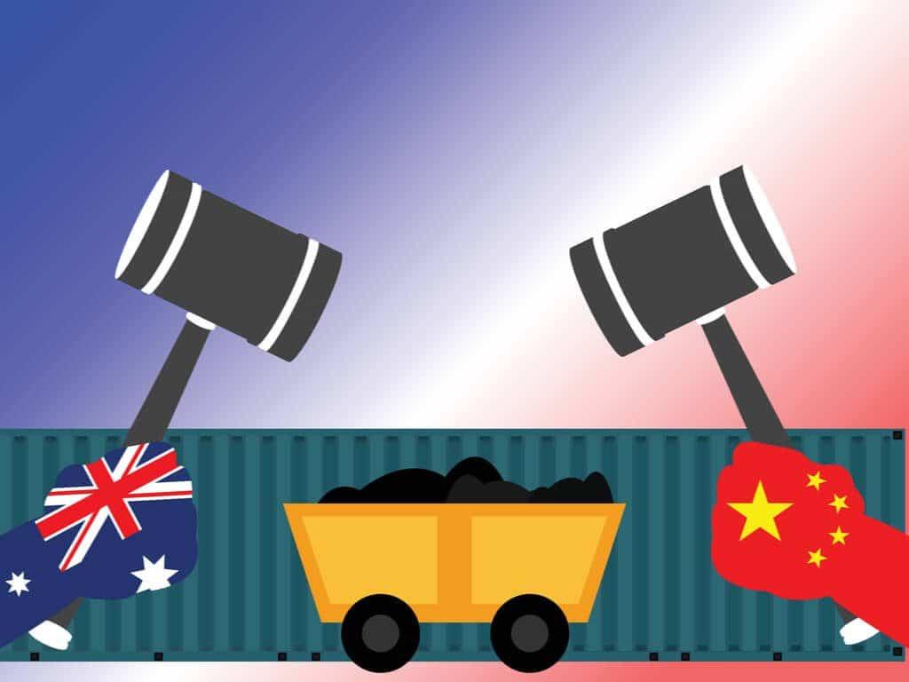 Australia china trade relationship