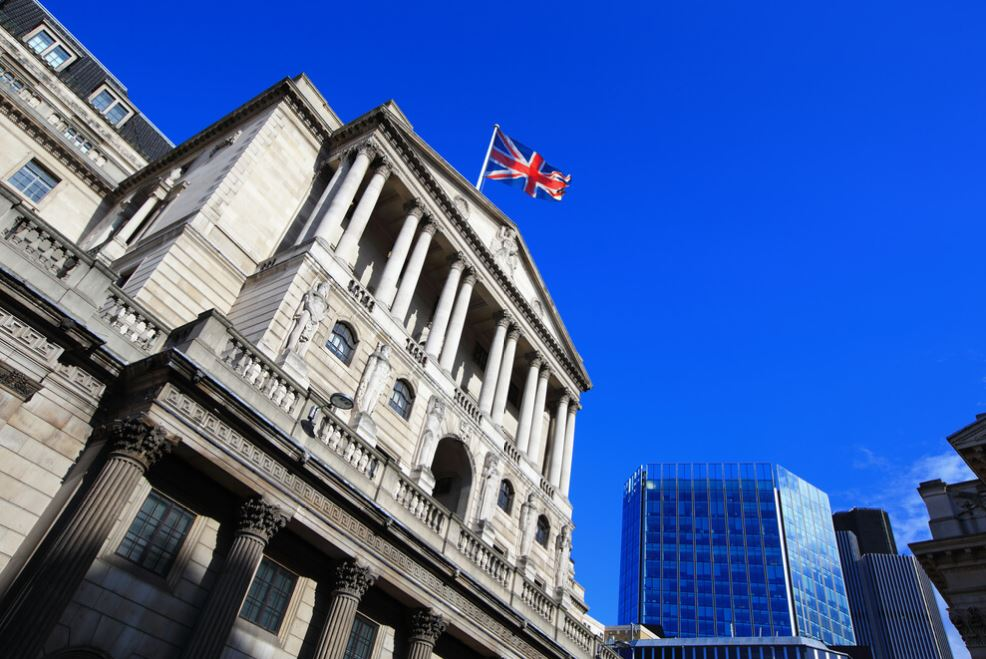 Bank of England rate hike.