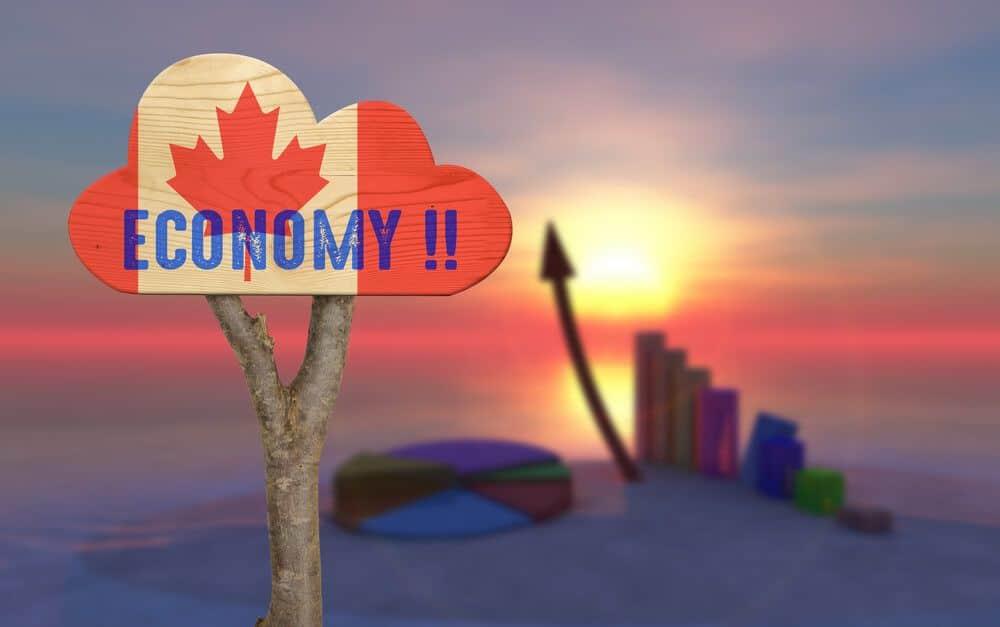 Canada economy grown