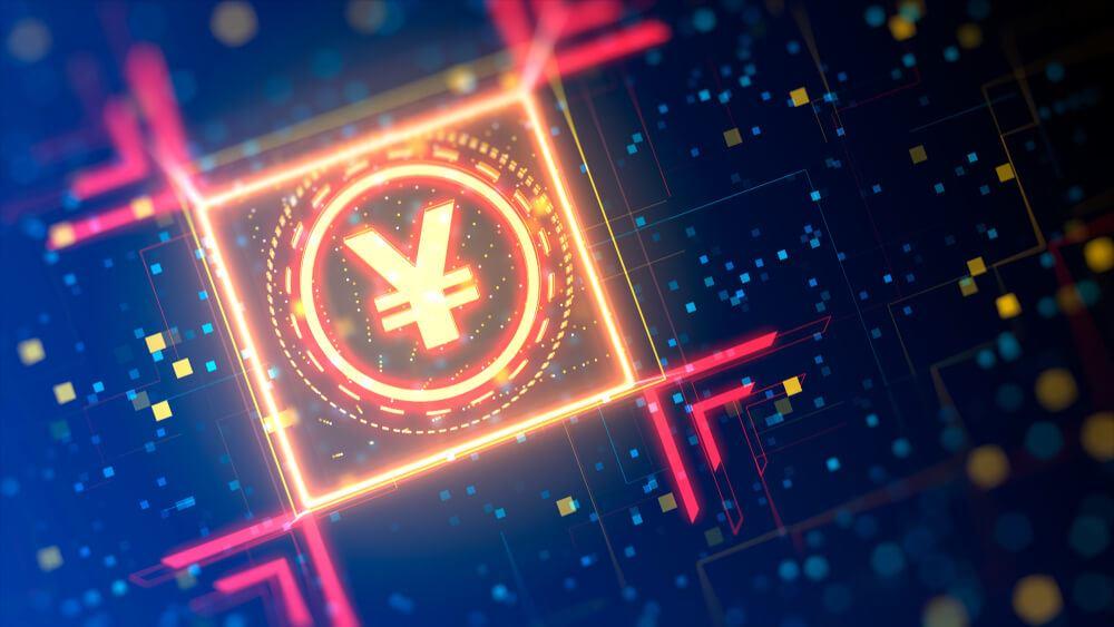China digital Yuan currency