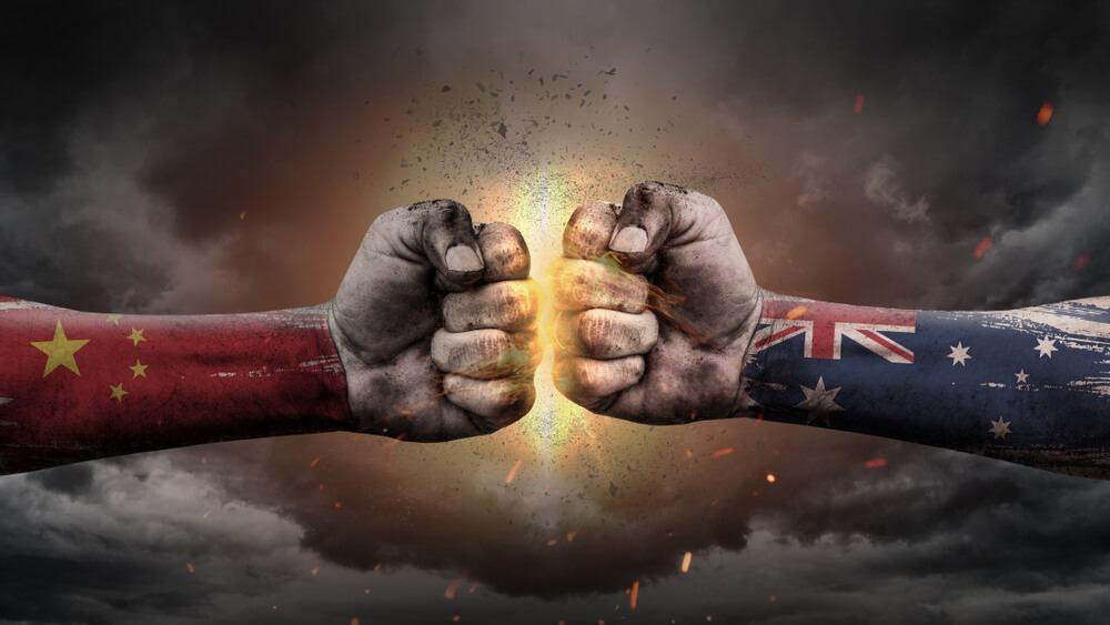 China relationship with Australia