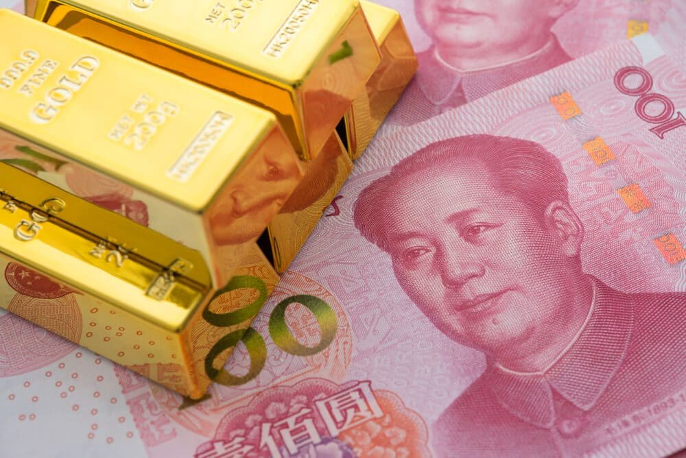 Chinese Government increases Imported quotas for Gold last month