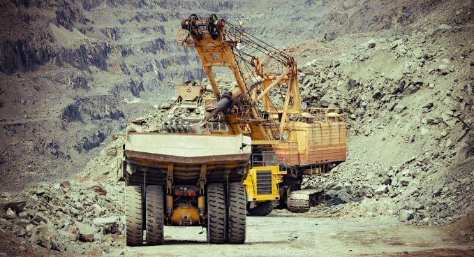 Copper and Iron ore minses