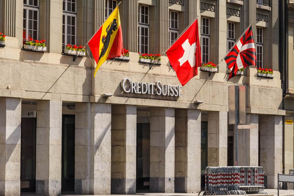 Credit Suisse play a more important scandals