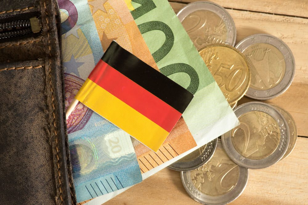 German GDP set to contraction of 1.8 versus 1.7 estimated previously