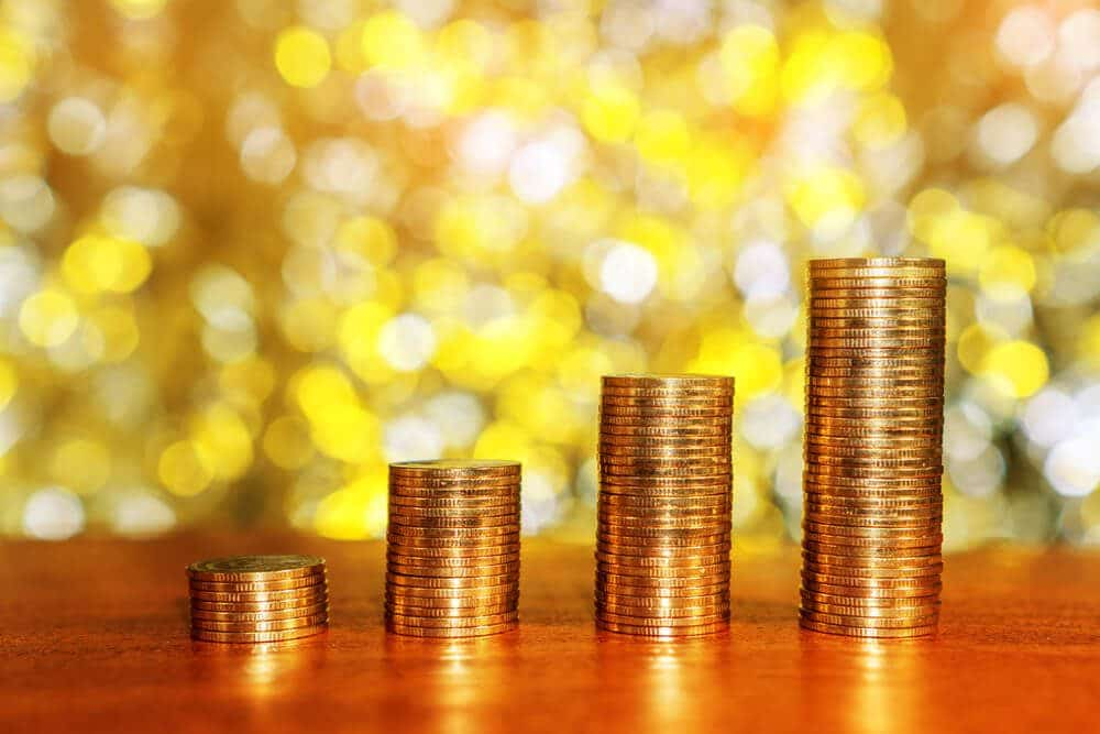Gold Demand raising