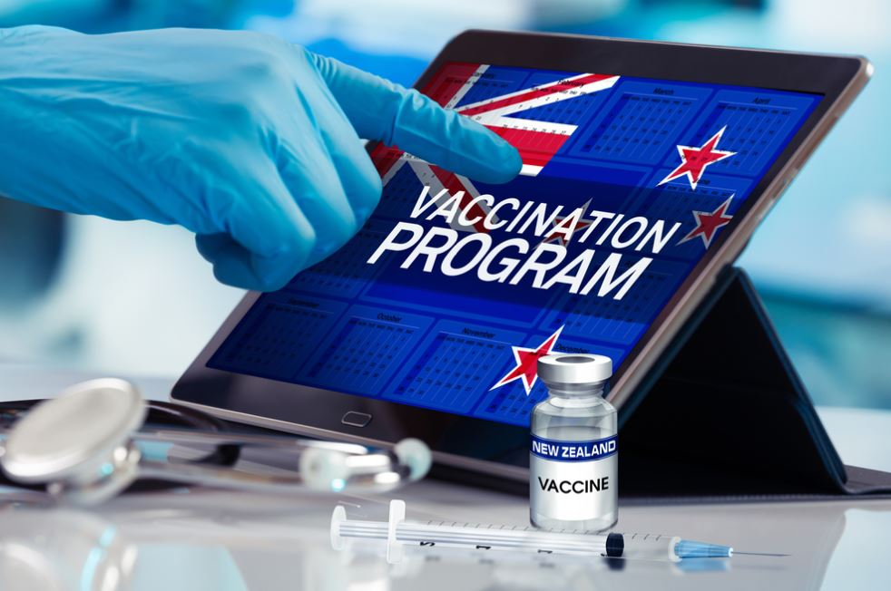 In New zealand Vaccinations are well performed