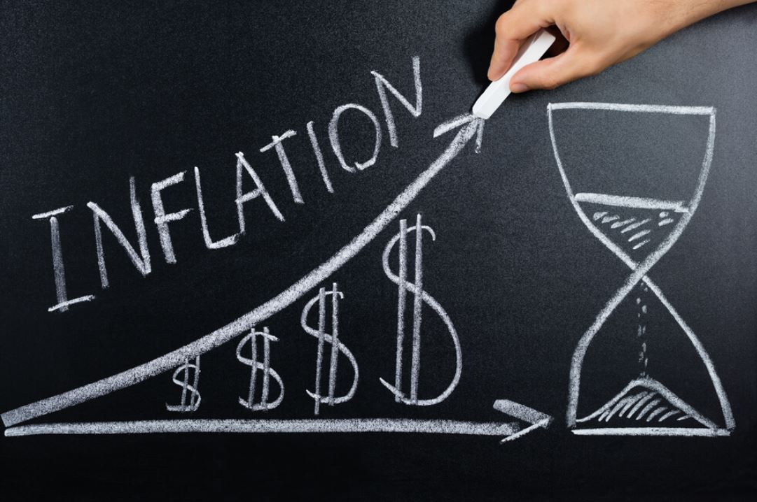 Inflation is taken into the outlook