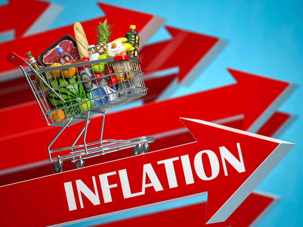 Inflation makes higher only after Consumer spending more