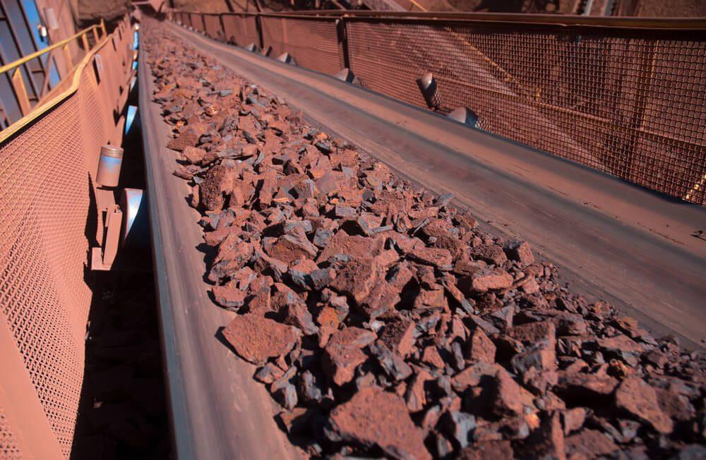 Iron ore prices surge