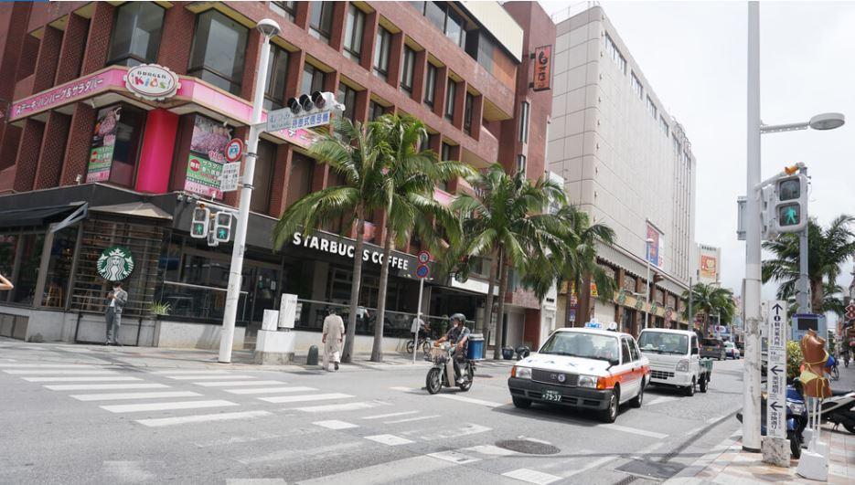 Japan Lockdown Okinawa