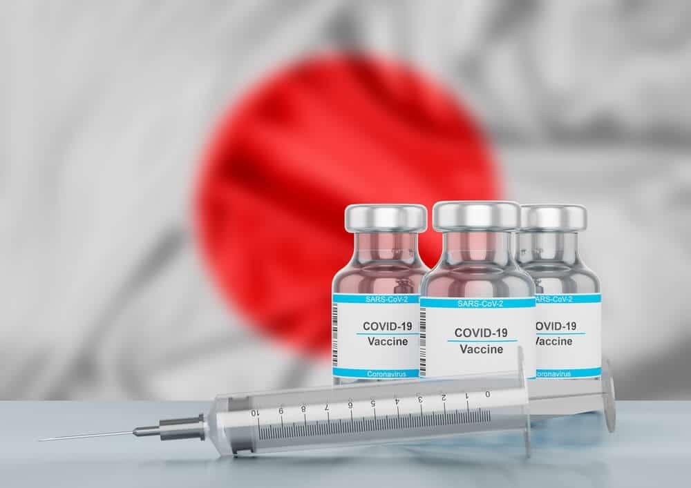 Japan Vaccination still progressing slow