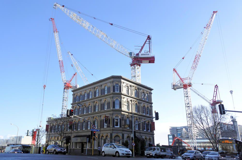 New Zealand Building permits raised AUCKLAND