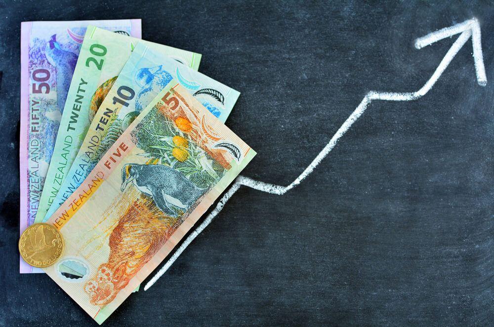 New Zealand Dollar remains higher