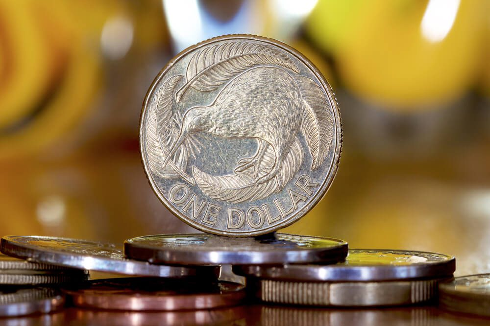 New Zealand Dollar rose higher after US Dollar steady fell