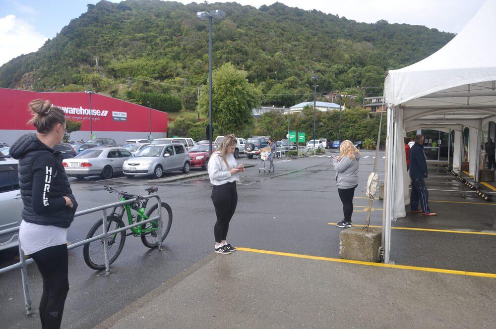 New Zealand lockdown releasing step by step