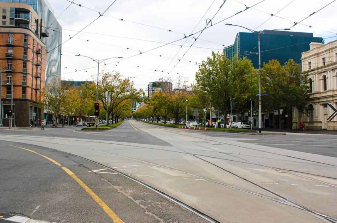 australia lockdown Melbourne Victoria