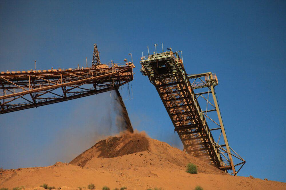 Australia Iron ore prices surge