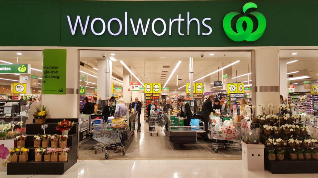 Australia retail sale