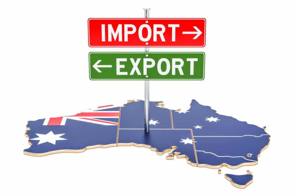China encouraged more exports from Australia