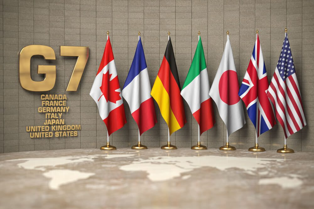 Conclusion of G7 meeting last week
