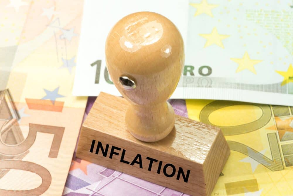 Euro Inflation ranges are expected to 2 this month versus 1.9