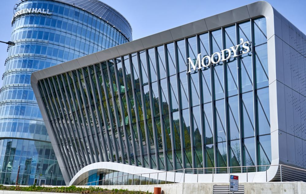 Moodys eye on China GDP will boost the companys earnings