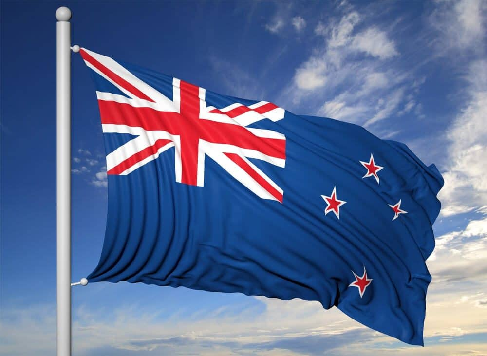 New Zealand 10 year rate fell to near 11