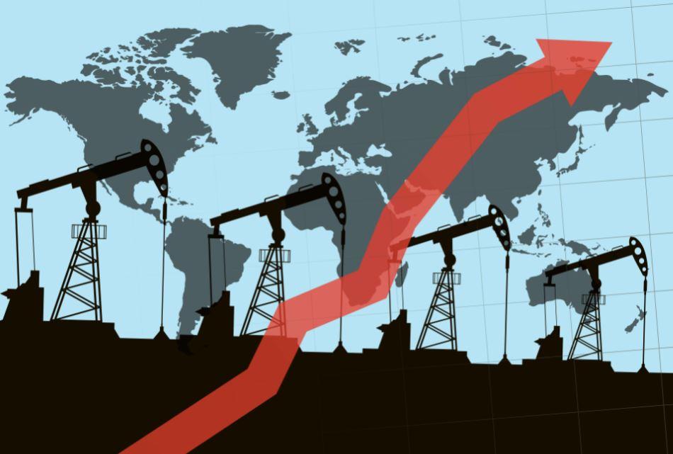 Oil prices lifted 70 per barrel