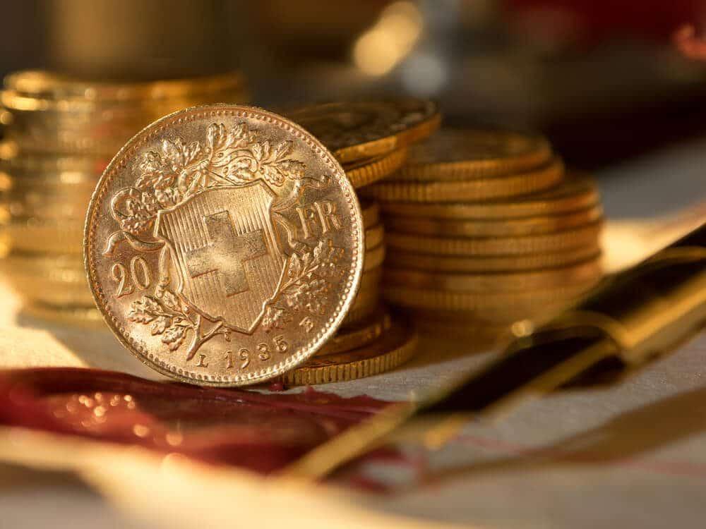Swiss Franc is Depreciated in the last 2 weeks