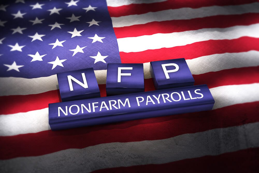 U non Farm payrolls to expected at 650000