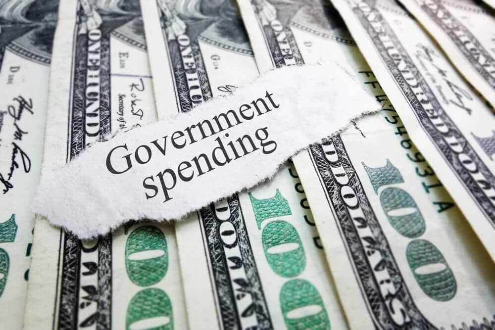 US Dollar long spending to rebuilt infrastructure