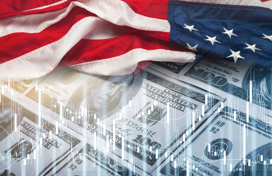 US Dollar made higher about 1 yesterday after FED view on rate hikes twice in 2023