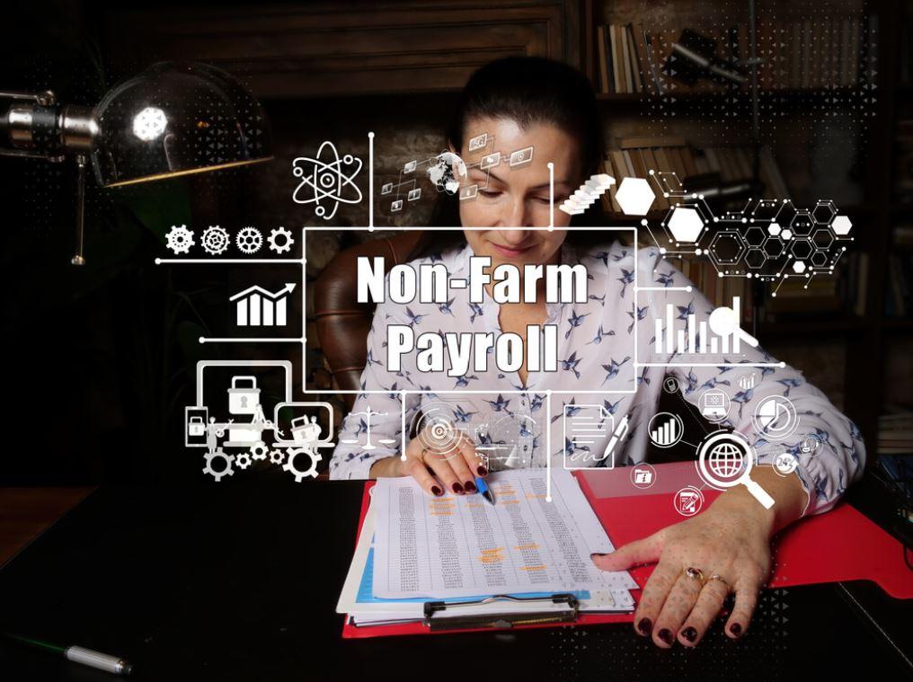US non farm payrolls this Friday