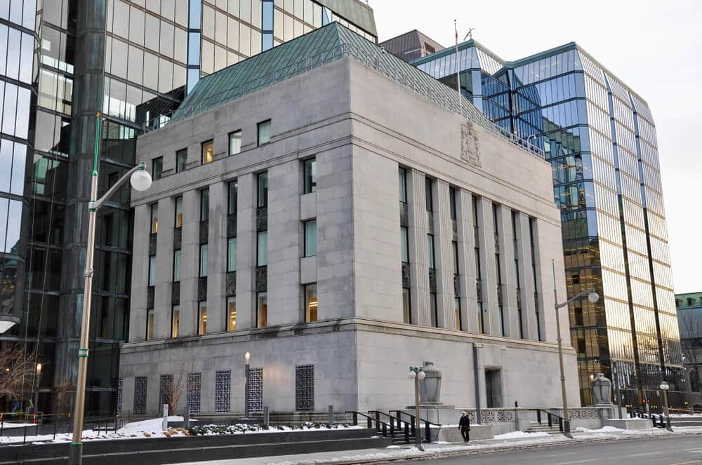 Bank of Canada makes Tapering assets from C3 billion per Week to C2 billion per week