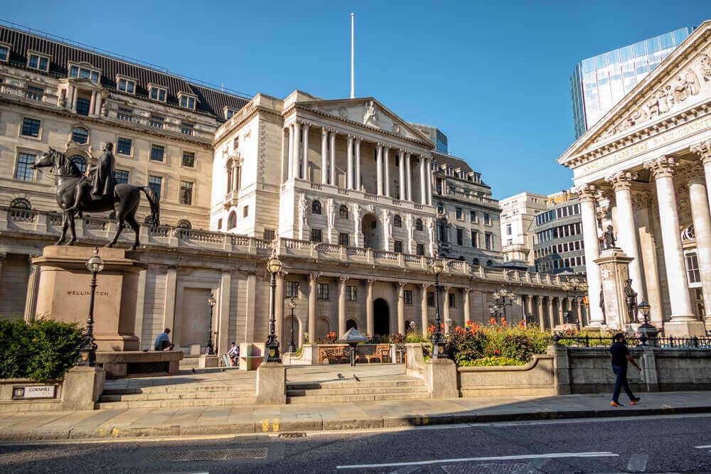 Bank of England Governor Bailey speech