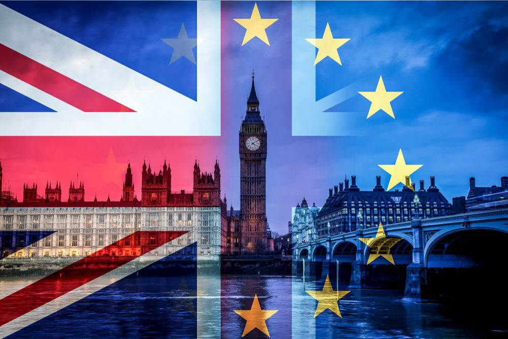 Brexit issues still pending on the UK side EU demanded UK has to pay the UK pound 40 billion for Post Brexit arrangements