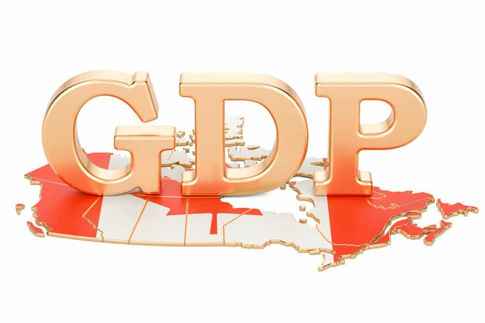 Canadian GDP to print today and Bank of Canada Governor Tiff Macklem said the cost of living is not rising in Canada after a pandemic is positive for the Canadian Dollar