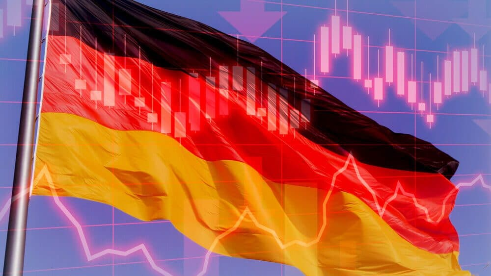 German GDP numbers show 1.5 QoQ versus 2.0 expected