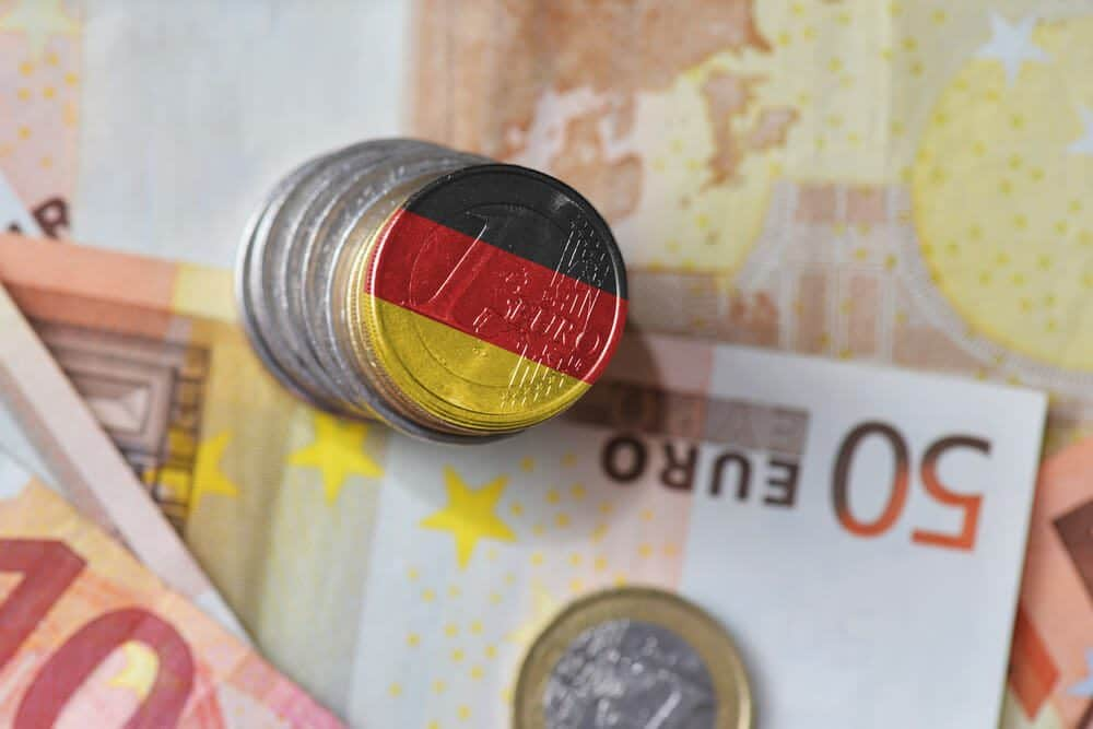 German Producer prices came at a higher than estimated range of 1.3 monthly and 8.5 over the last 12 months