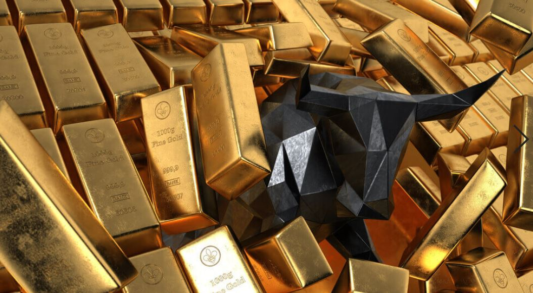 Gold Prices remains elevated higher and a Pattern broke out happened in the market last night