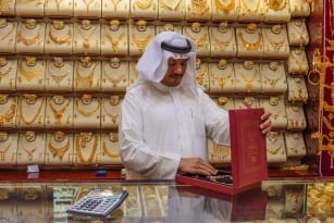 Gold prices remain higher ahead of FED semi annual meeting will be conducted this week Wednesday and Thursday
