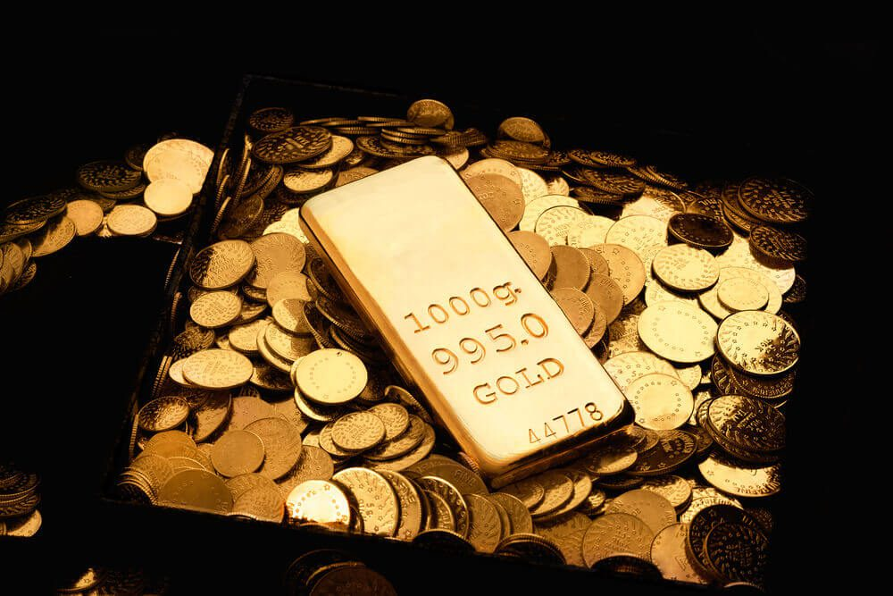 Gold prices remain higher as Inflation numbers are printed at 5.4 this week