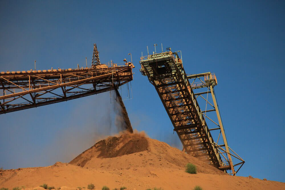 Iron Ore prices are set for higher prices as China set for Demand Drivers from the US