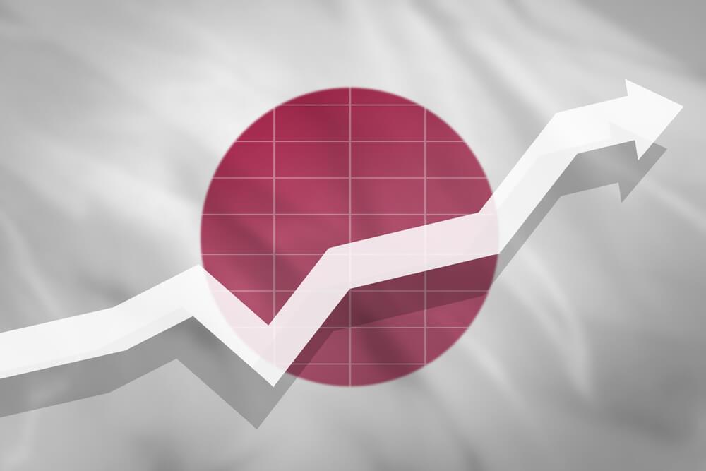 Japan Data printed at 0.2 Y Y versus 0.1 in May month
